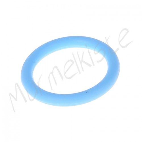 Silikonring mini Ø 28,5 mm 'blau' 0 auf Lager